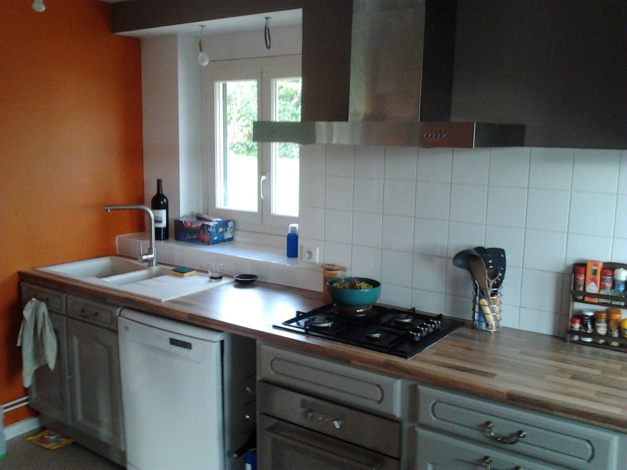 Am nagez votre cuisine caruanaentreprise for Chauffage sous fenetre